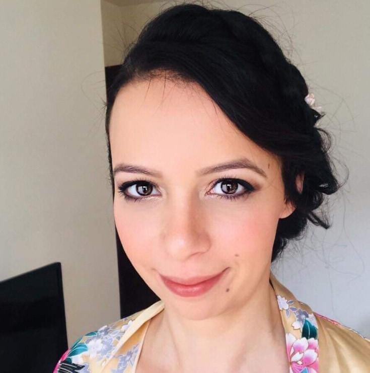 Formule Mariage Maquillage Coiffure A Domicile Avec Ou Sans Essai