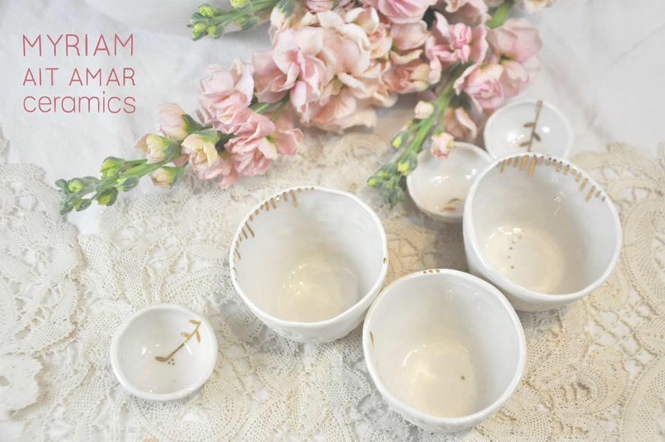 les porcelaine myriam ait amar en stock en ligne et boutique à paris