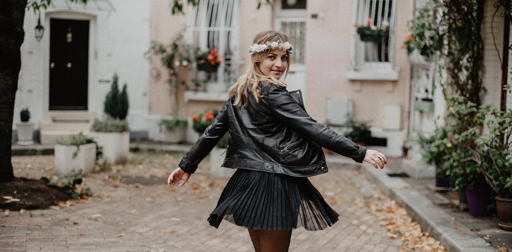 sélection shopping automne bijoux mode et couronnes de fleurs acheter boutique paris