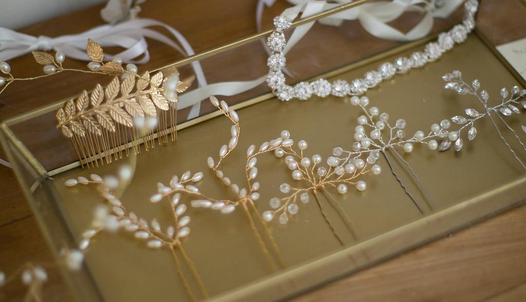 accessoires cheveux bijoux mariée mariage et cadeaux
